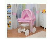 Large baby crib