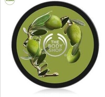 3 The Body Shop Olive Body Butter 3×1.69oz (pack of -