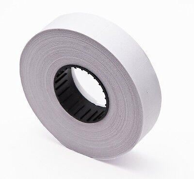 Motex Mx 6600 2 Line Label White 10 X 800 All Fresh Paper And Glue 7000 Pieces