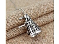 Doctor Who Dalek Necklace