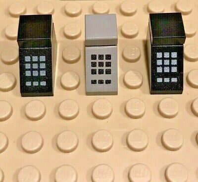 Lego Computer Scale Minifigure Accessory Sonar Sub Slope City Shop Set Bulk Lot