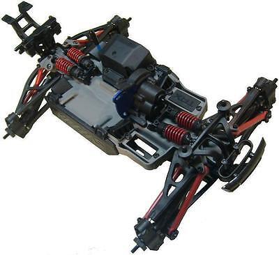 Traxxas Chassis E-Revo VXL brushless 1/16 komplett  Neu