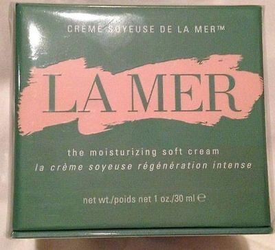 LA MER Creme de LA MER The Moisturizing Soft Cream 1 oz NEW Sealed box