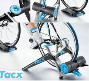 Cycle Trainer Tacx I Genius Smart with controler like NEW