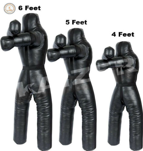 MMA Youth Throwing Grappling Dummy 4ft 5ft 6ft