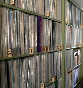 VINYL RECORD COLLECTION