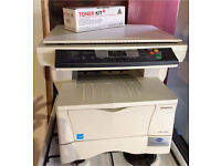 Kyocera KM - 1500 Digital Lazer Photocopier - Scanner - with Toner Kit and Manual