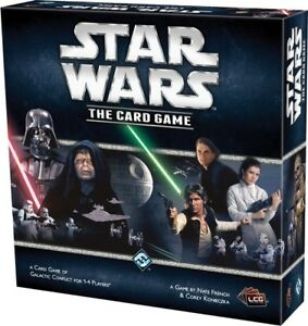 Star Wars: The Card Game + expansion