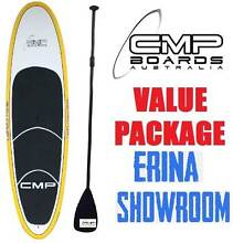 Stand Up Paddle Board SUP Carbon Paddle Bag 10  YELLOW Erina Gosford Area Preview