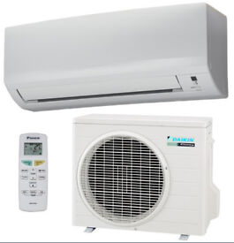 Daikin Wall-Mounted 5KW Air Conditioning System