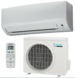 Daikin Wall-Mounted 2.5KW Air Conditioning System