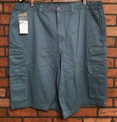 Boulder Creek Trading Company Blue Cargo Shorts Men's Size 44 - Boulder Cargo