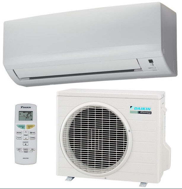 Daikin Wall-Mounted 3.5KW Air Conditioning System