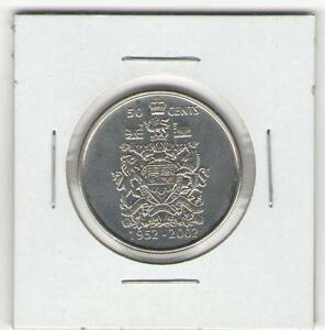 2002 50 cent coin Peterborough Peterborough Area image 1
