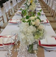 Affordable Wedding Decor & Linen Rentals