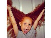 Children/curly hair specialist!