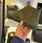 Louboutin, Fendi, Dsquared, Louis Vuitton, Stone island