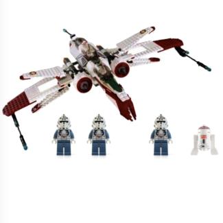 Lego Star Wars ARC-170 Star-fighter #7259