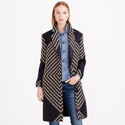 JCREW Collection French Tweed Coat   Item B3130