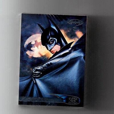 1995 FLEER ULTRA BATMAN FOREVER Set (120 card set)