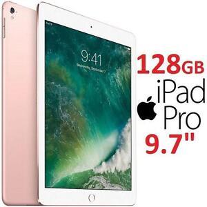 """REFURB APPLE IPAD PRO 9.7"""" 128GB - 126617206 - ROSE GOLD WIFI TABLET"""