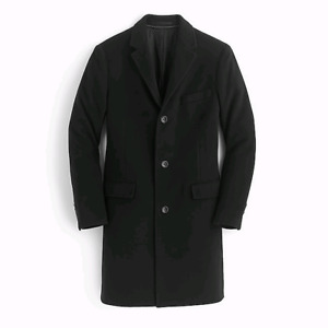 J .Crew Ludlow wool/cashmere topcoat 36R (MINT condition)
