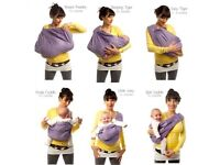 Babasling 5-in-1 baby carrier