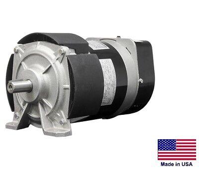 Belt Driven Generator Bi-directional - 2400 Watts - 120 Volt - 1 Ph - Brushless