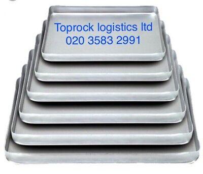 Aluminium Oven Baking Sheet Tray baklava borek- Heavy Duty Heavy Duty Tray