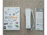 Wii Play with Nintendo Wii controller
