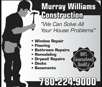 Murray Williams Constuction