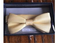 Pure Silk Bow Tie