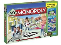 Brand new sealed My Monopoly game