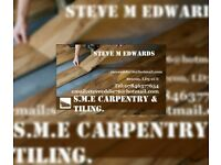 Carpenter/All aspects of tiling