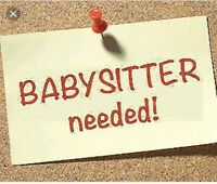 Looking for a babysitter in their home