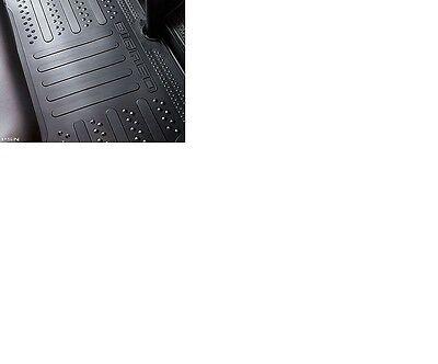 09 10 11 12 13 HONDA MUV700 BIG RED BLACK LOGO RUBBER FLOOR MATS