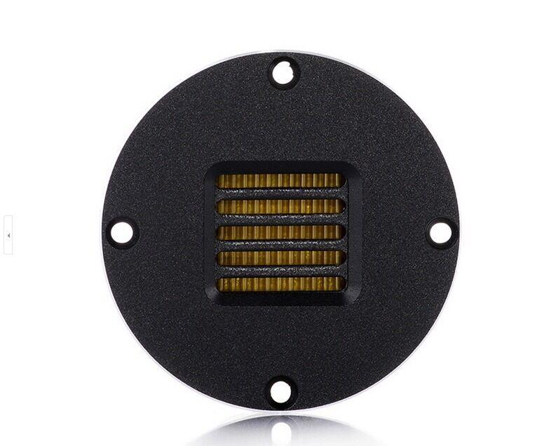 2pcs 56mm 4Ohm 4Ω 15W Pneumatic Car tweeter Car treble Speaker HiFi Audio 89DB