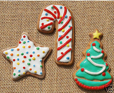 Ceramic Bisque Ready to Paint Gingerbread Cookie Ornaments (one sided)