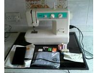 Brother VX-1125 SEWING MACHINE