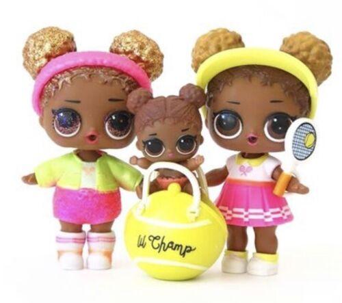 LOL Surprise Big Sis Athletic Club Short Stop SERIES 3 Confetti Pop # 016 ❤️