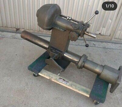 Walker Turner 20 Rockwell Heavy Duty Drill Press Mt2 Made In Usa