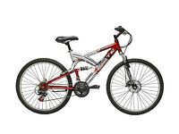 """Flite Altitude 21-speed Alloy Full-Suspension Cycle 18"""" Frame"""