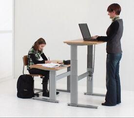 Economic Height Adjustable Desk