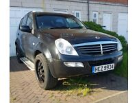 Ssangyong Rexton 2.7 TD 2006 Spares/Repairs
