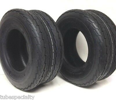 TWO NEW TIRE TUBE FITS 20.5X8.0-10 20.5X8.00-10 20.5X800-10