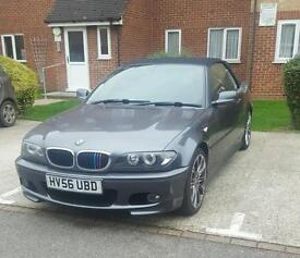Bmw 3 series M sport convertible for Quick sale 2500!!!