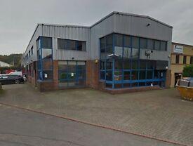 6 Person Office Space (with parking) - Bills inclusive - Hemel Hempstead Industrial Estate
