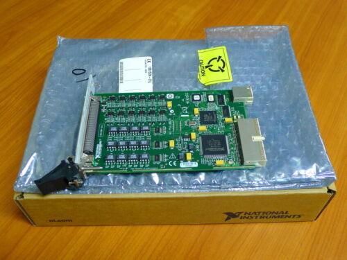 NI PXI-6528 Isolated Digital I/O National Instruments