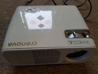 Crenova Projector XPE600 - 2600 Lumens LED