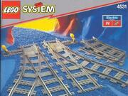 Lego Eisenbahn 9V